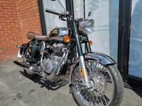 Royal Enfield Bullet Classic Chrome, 1 Owner Bike