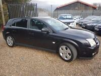 Vauxhall/Opel Signum 2.0i 16v Turbo 2003MY Design, Full Service History, Mot Sep