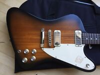 Gibson Firebird 70's Tribute 2012 trades considered