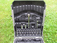 Tool Box With Listws Tools