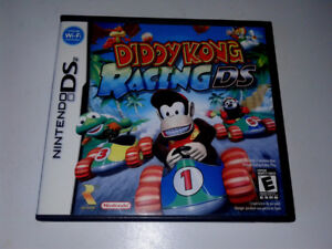 DS , Diddy kong Racing