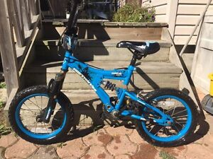 "Kids Bike - 14"" 560ds Supercycle"