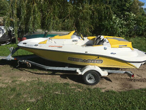 I will buy your seadoo sportster 4tec boat running or not