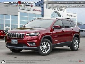 2019 Jeep Cherokee North 4x4  - Heated Seats