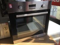 Lamona Stainless Steel built in Electric Oven