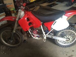 1990 Honda cr250 (blown)