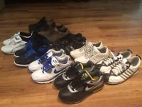 Men's shoes and sneakers like NEW!