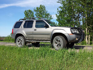 LIFTED 2003 Nissan Xterra SE 4x4 SUV, Crossover