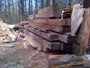 Old Growth Fir Beams For sale Kitchener / Waterloo Kitchener Area image 3