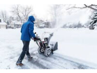 ** Residential Snow Removal Starting at $35**