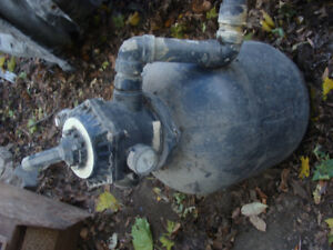 For Sale a pool Filter And Pump