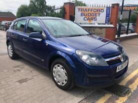 Vauxhall Astra 1.4 5 door, MOT 18.June.19. Clean & tidy