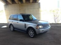 2006 Range Rover Luxury Supercharged