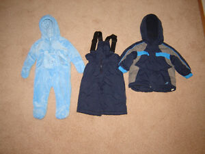 Boys Winter Sets, Sleepers, Clothes 12, 12 to 18 mos, Boots sz 5