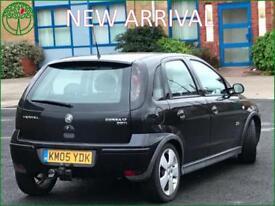 2005 (05) Vauxhall Corsa 1.7 CDTi SRi 5 Door