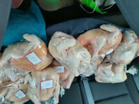 Farm Fresh Pork and Whole Chickens