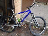 Bikes for sale spares an repairsCHEAP!!!