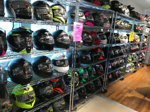 MOTORCYCLE HELMETS TAX FREE NOW AT HFX MOTORSPORTS!!