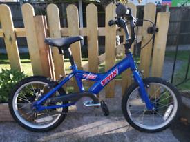 "Trax T.16 Boys Bike 5-7 Year Old 16"" Wheels Cycle Bicycle"