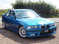 BMW E36 328i Sport, Individual Atlantis Blue, Automatic, 81k Miles, MOT: 1 Year
