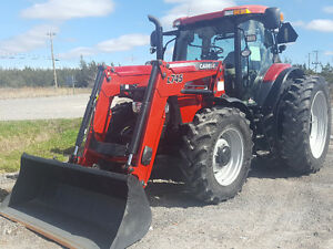 Case Maxxum 110 -LIKE NEW-