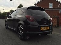 Vauxhall Corsa black edition 2013 great condition not limited edition Renault Honda Peugeot