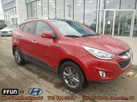 2014 Hyundai Tucson GLS AWD SUNROOF LEATHER