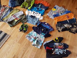 Lot 5T Boys Cloths
