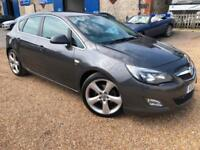 2012 '12' Vauxhall Astra 2.0 CDTi ecoFLEX SRi. Sport Family Diesel. Px Swap.