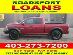 2014 RAM 1500 4X4 2 YR WARR AVAIL $29 DN BAD CRED OK APPLY NOW