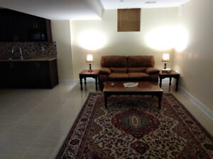 Brand New Legal Two Bedroom Basement Suite for Rent