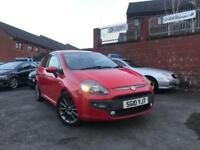 2010 Fiat Punto Evo 1.4 MultiAir 16v Dynamic Hatchback 3dr Petrol Manual