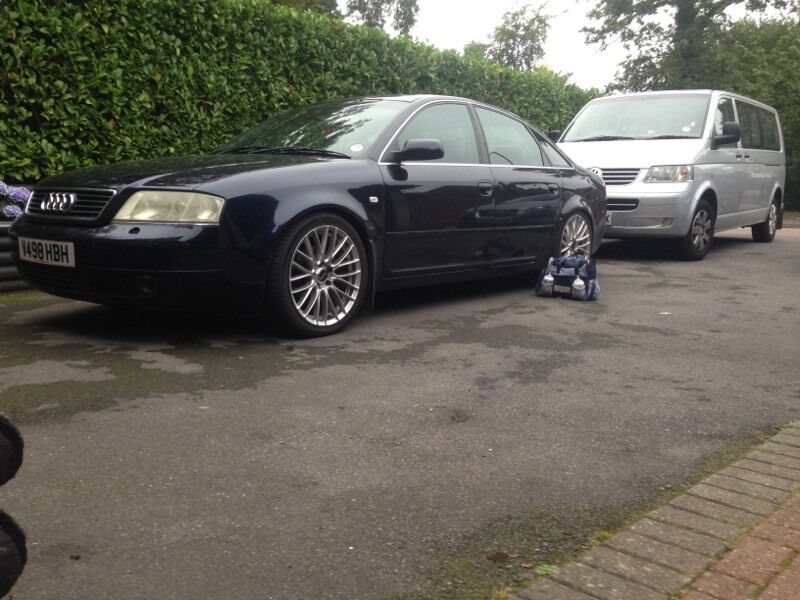 Audi A6 2 4 V6 C5 Manual 1999 Not A3 A4 In Ash Vale