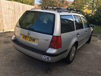 Golf 1,9 Sdi diesel manual very nice drive ,very economical 1 year mot