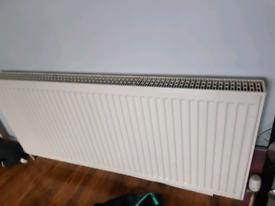 X Large double radiator