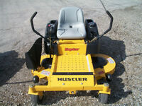 "Hustler Raptor 52"" Zero Turn Lawnmowers Kawasaki Engine"