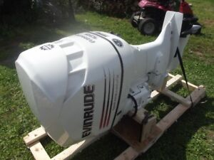 moteur marin evinrude injection 2 temps 2003