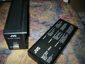JVC Battery Charger BB-P3U West Island Greater Montréal image 2