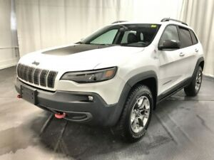2019 Jeep Cherokee Trailhawk  - Trailhawk -  Off-Road Ready