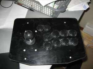 10 button joystick