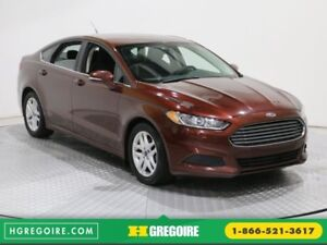 2015 Ford Fusion SE A/C GR ELECT MAGS BLUETHOOT CAMERA RECUL