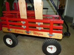 Red Wagon for Sale