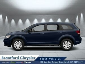 2018 Dodge Journey Canada Value Pkg  - $176.10 B/W