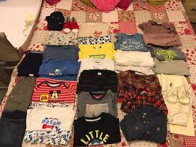 Boys clothes 9-12, 12-18, 18-24
