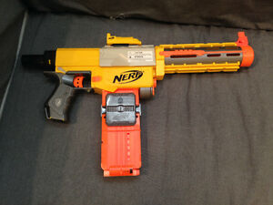 Nerf guns & water gun