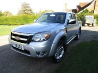 Ford Ranger 2.5TDCi 4x4 Pickup auto XLT Thunder Double Cab***2 owners****