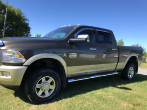 Dodge Longhorn - Cummins Diesel - 2012