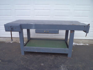 Carpenters Bench