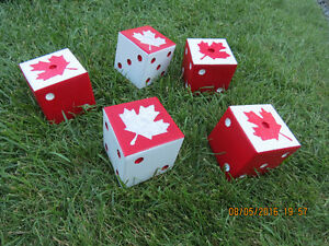 Yardzee Lawn Dice Game