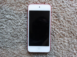 iPod Touch Red (5th Gen, 64GB)